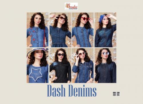 Smylee Fashion Dash Denims 1001-1008  Price - 4320