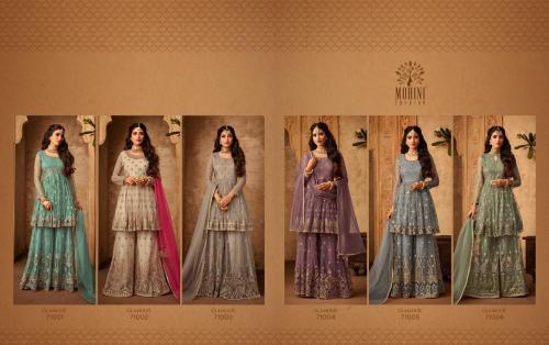 Mohini Fashion Glamour 71001-71006 Price - 16170