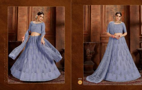 Arya Designs Cinderella 3313 Price - 5580