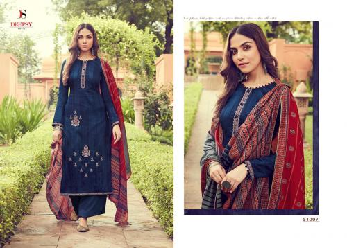 Deepsy Suits Panghat 51007 Price - 750