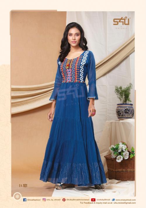 S4U Shivali Jasmine 101-105 Series