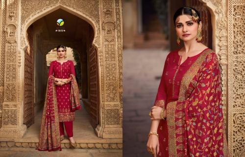 Vinay Fashion Kaseesh Bunaai 13472 Price - 2245