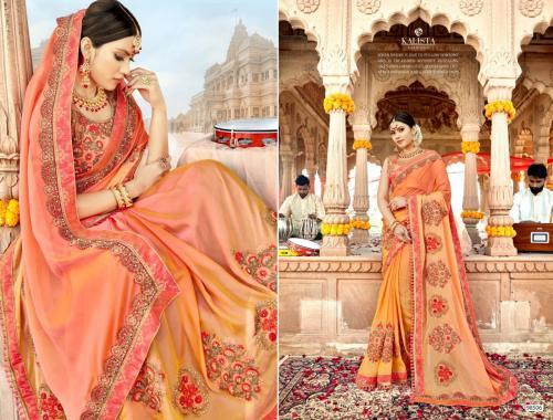 Kalista Fashions Rani Sahiba 98506 Price - 1800