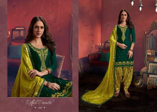 Kessi Fabrics Shangar By Patiala House 5333 Price - 1099