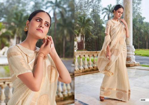 LT Fabrics Saree Aroma 2200