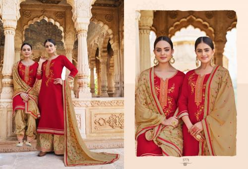 Kessi Fabric Panetar By Patiala 5771 Price - 949