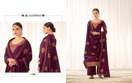 Aashirwad Creation Rashmi 8363 Price - 1895