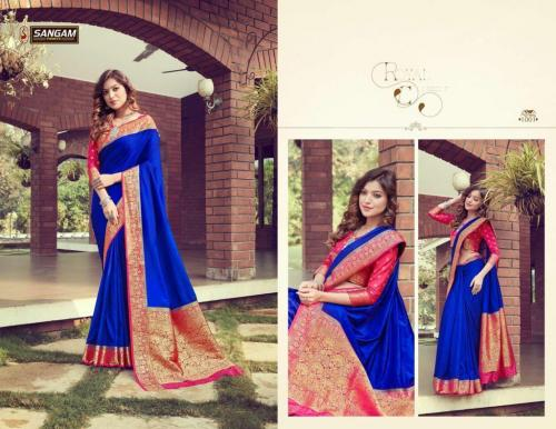 Sangam Prints Dolla Silk 1001-1006 Series