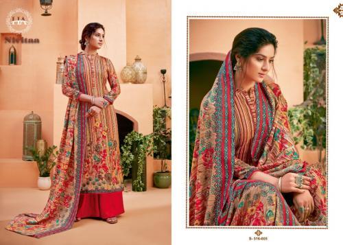 Harshit Fashion Nivita 516-005 Price - 540