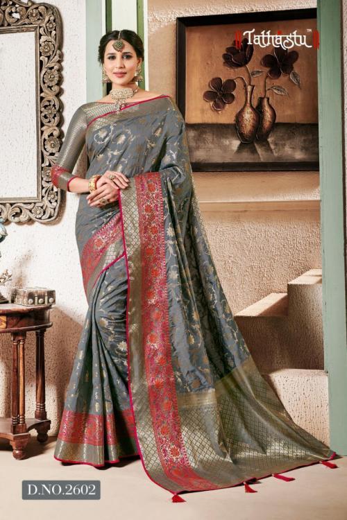 Tathastu Saree 2602 Price - 1600