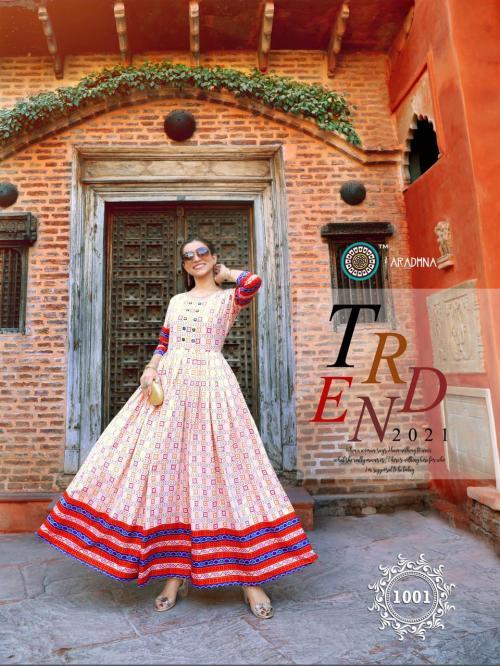 Aradhna Fashion Bandhani Vol-1 1001-1010 Series