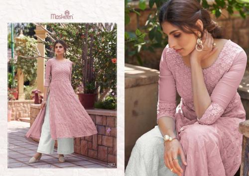 Maisha Maskeen Lucknowi 3183 Price - 1475