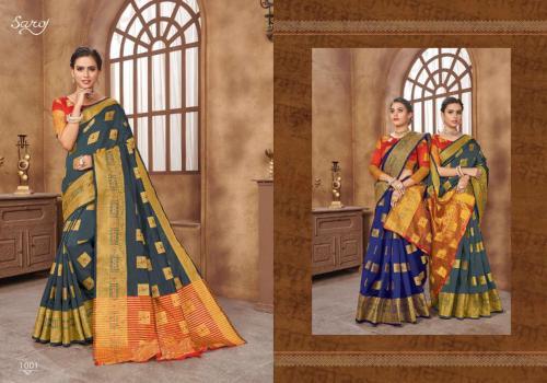 Saroj Saree Shubhangi 1001-1004 Series