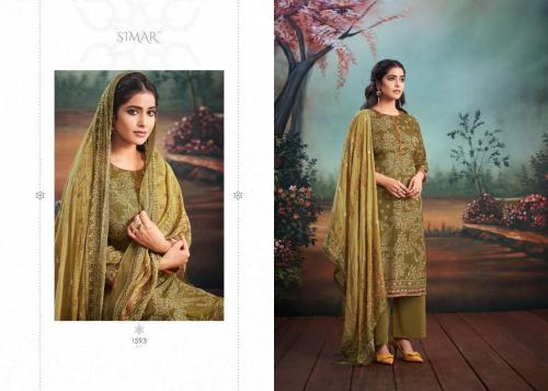 Glossy Simar Saavan 1593-1600 Series