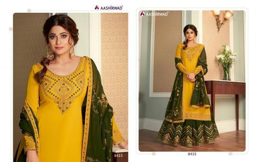 Aashirwad Creation Saara 8415 Price - 2895