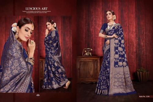 Elina Fashion Aasopalav Silk 2135 Price - 1190