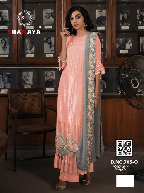 Shanaya Rose Hit Design 705-O Price - 1399