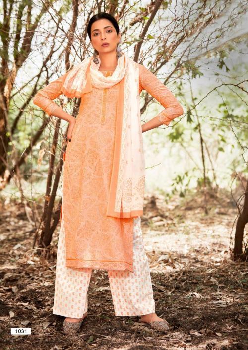 Kessi Rangoon Swasti 1031-1034 Series
