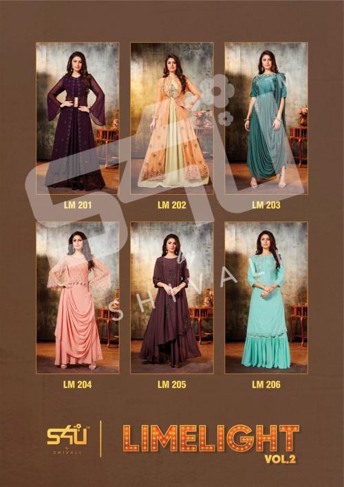 S4U Limelight 201-206 Price - 11910