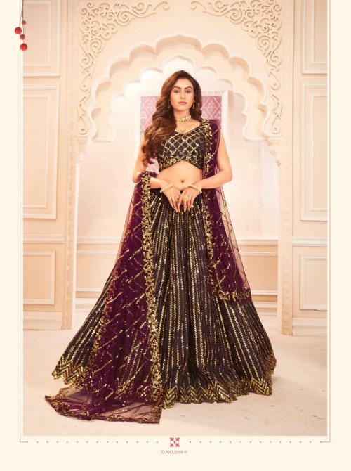 Senhora Dresses Sakhi Bridal Heritage 2018-B Price - 2895