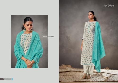 Radhika Fashion Azara Blossom 3003 Price - 975