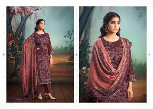 Glossy Simar Saavan 1598 Price - 1695