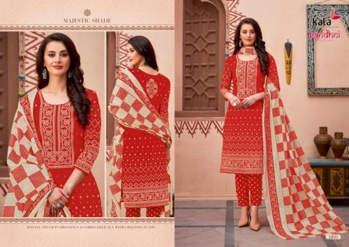 Kala Bandhni Special 2805 Price - 499