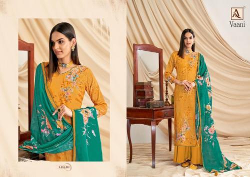 Alok Suits Vaani 804-001 to 804-010 Series