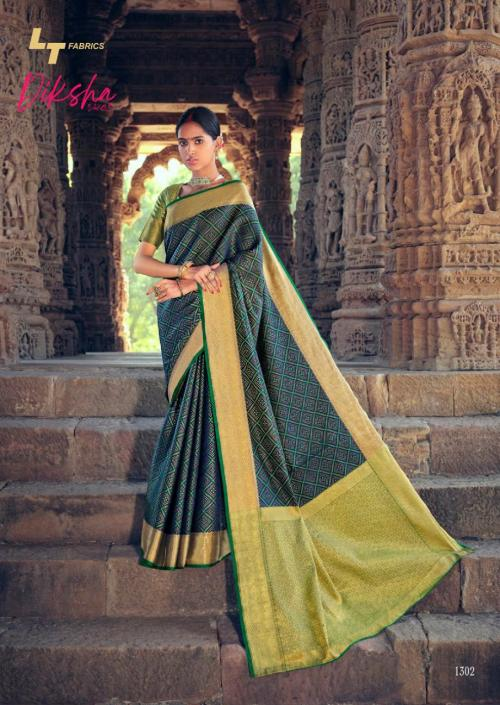 Lt Fabrics Diksha 1302 Price - 905