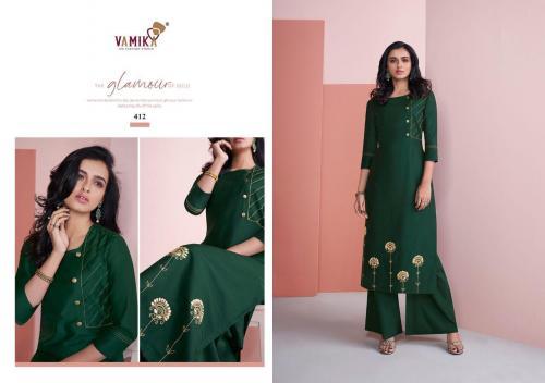 Arihant Designer Vamika Nazz 412 Price - 845