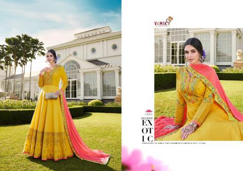 Arihant Vamika Elegant 13001 Price - With Bottom-1825,, Without Bottom-1745