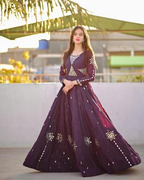 Bollywood Design Gown LG-1260 Price - 1050