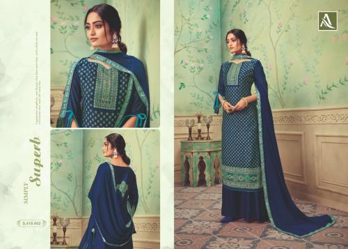 Alok Suits Jugni 418-002 Price - 940