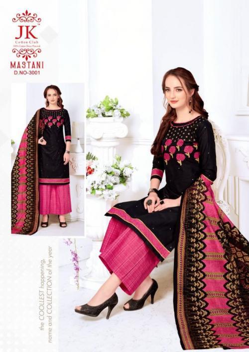 JK Mastani 3001 Price - 305