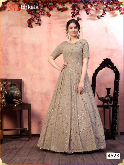 Shubhkala Khusboo Flory 4523 Price - 1600
