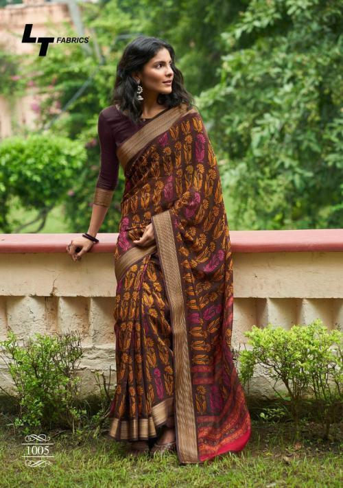 LT Fabrics Sargam 1005 Price - 595