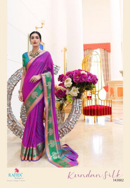 Rajtex Kundan Silk 143002 Price - 935