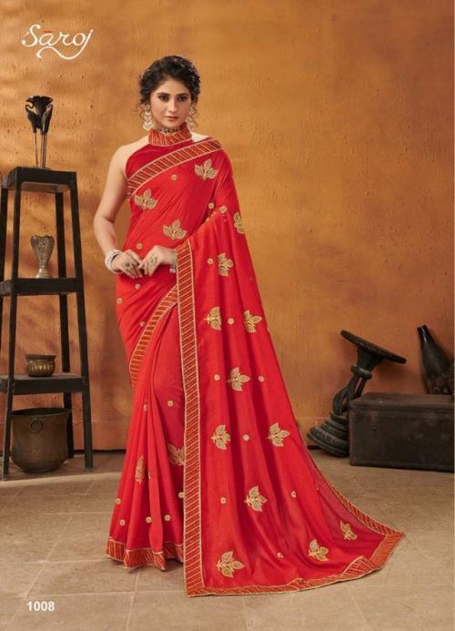 Saroj Textiles Sanam 1008 Price - 865