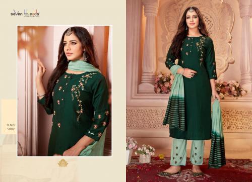 Seven Threads Noor 5002 Price - 1105