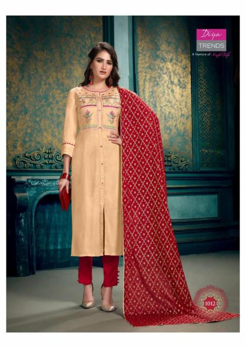 Diya Trendz Odhani 1012 Price - 740