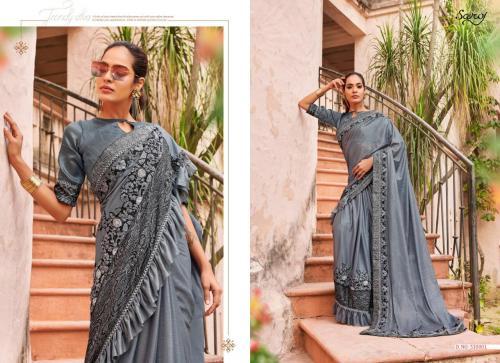 Saroj Saree Mellody 530001-530006 Series