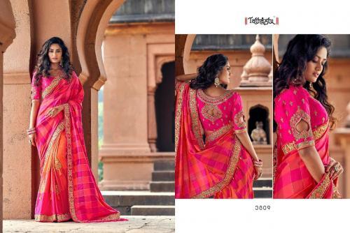 Tathastu Saree 3809 Price - 2505