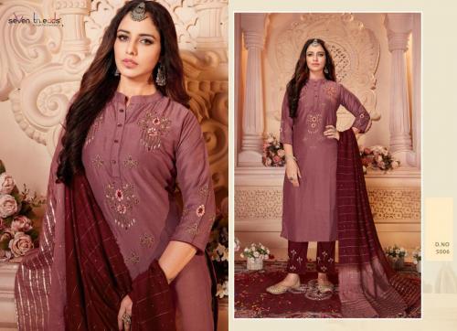 Seven Threads Noor 5006 Price - 1105