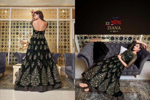 Vipul Fashion Ziana 4624 Price - 4166