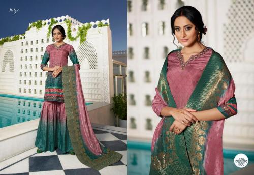 LT Fabrics Nitya Arunima 106 Price - 2599