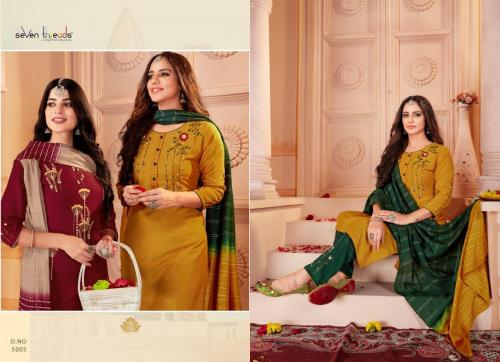 Seven Threads Noor 5005 Price - 1105