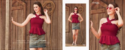 Syasii Designers Sumeer Beauty 1012 Price - 395