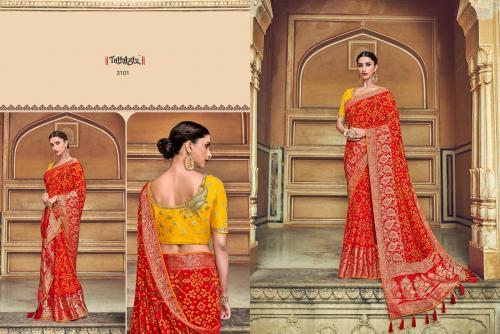 Tathastu Saree 3101 Price - 2935