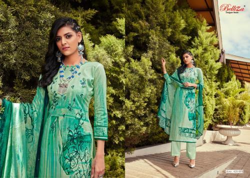 Belliza Designer Mahira 420-001-420-008 Series
