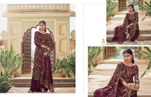 Meera Trendz Charmy Velvet 2904 Price - 1395